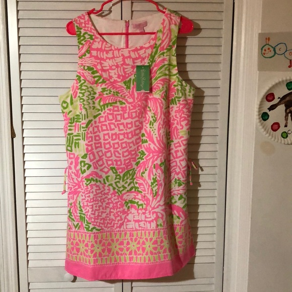 Lilly Pulitzer Dresses & Skirts - Beautiful NWT Lilly Pulitzer Diana Romper SZ 14
